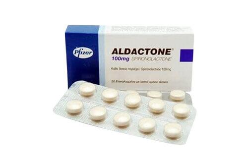 利尿剤アルダクトン