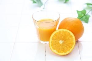 利尿作用の高い飲み物オレンジジュース